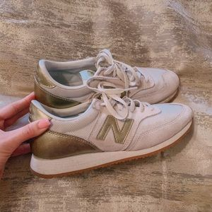 New Balance for J Crew 620 Sneakers
